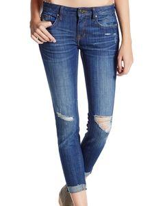 Vigoss Distressed Chelsea skinny jeans!
